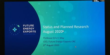 FEnEx CRC CEO provides an update on status and planned research