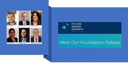 FEnEx CRC Foundation Fellows Welcomed
