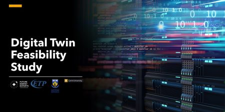 Project Announcement: Digital Twin Feasibility Study