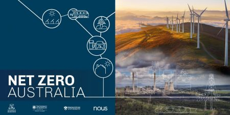 Project Announcement: The Net Zero Australia Project